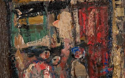 EDWIN MORGAN: AN EARDLEY ON MY WALL