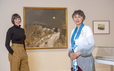 New Eardley display opens at SCOTTISH NATIONAL GALLERY OF MODERN ART