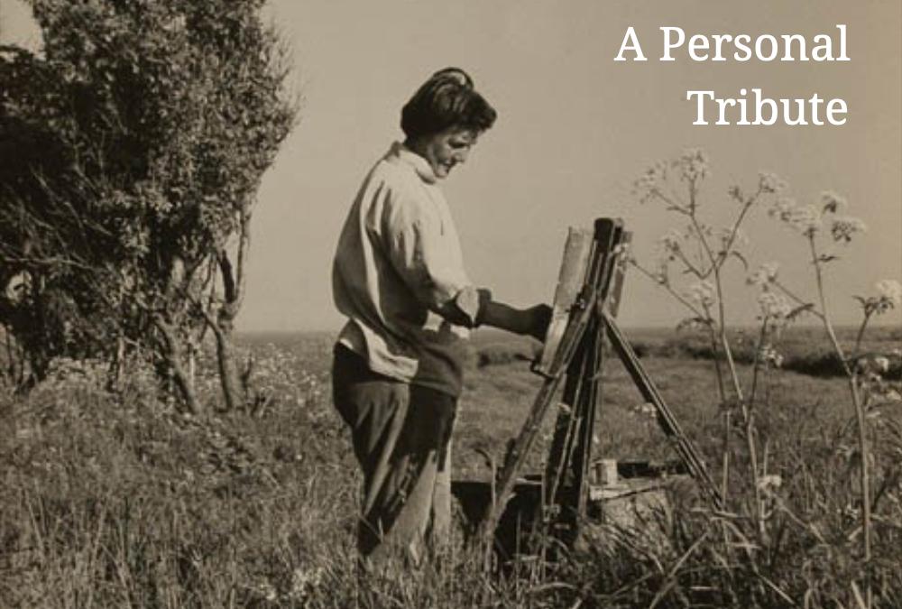 new Publication | 'Joan Eardley: A Personal Tribute' by David E Johnston
